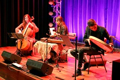 Maya Fridman, Arezoo Rezvani & Farid Sheek 7502-5_4427 (Co Broerse) Tags: music composed contemporary traditional gaudeamus muziekweek 2019 utrecht tivolivredenburg saturday night cobroerse maya fridman cello arezoo rezvani farid sheek santoor daf