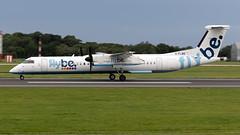 Flybe G-FLBB Dash 8 EGCC 31.08.2019 (airplanes_uk) Tags: 31082019 aviation dash8 egcc flybe gflbb man manchesterairport planes avgeek