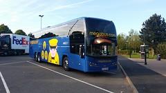 VolvoPlaxton Elite-i YX63NHA (101379) Tags: yx63nha volvob11rt plaxton elitei tibshelf megabus midlandred midlandredsouthltd stagecoach