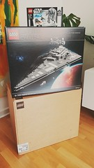 All is well now... (jakes-mayn) Tags: lego 75252 star wars stardestroyer destroyer ucs 2019