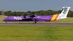 Flybe G-PRPK Dash 8 EGCC 31.08.2019 (airplanes_uk) Tags: 31082019 aviation dash8 egcc flybe gprpk man manchesterairport planes avgeek