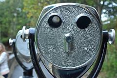 Take Us to Your Leader (MTSOfan) Tags: binoculars view aliens za janice pareidolia