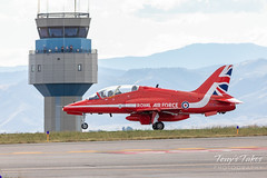 Red Arrow picking up speed
