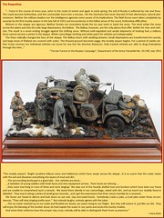 P068 (kevin_townsend1961) Tags: krupp protze 148 tamiya icm figures diorama vignette plastic model groundwork bases howto painting blackdog conversion accessory 37cm 37mm pak cooks zeltbahn barbarossa rasputitsa german ww2 truck fieldkitchen rations composition detailing tarps weathering preshade dust mud epoxyputty