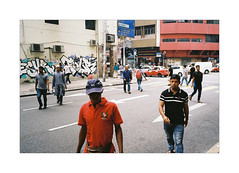 :: Kuala Lumpur, Malaysia :: (Art-slice) Tags: streetphotography streetmalaysia malaysia kualalumpur filmphotography filmcamera leica leicam4p voigtlander voigtlandercolorskoparf35 28mm colorskopar28mmf35 kodak kodakultramax400
