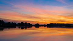 Zonsopkomst Groot Eiland Hulst (Luciën Reyns) Tags: sunrise grooteiland gemeentehulst zeeuwsvlaanderen netherlands zeeland pentaxk1 pentaxhddfa2470mm natuur nature