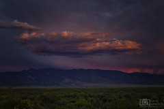 Get me back on my own two feet (Dave Arnold Photo) Tags: nm nmex newmex newmexico loslunas manzano riogrande valley mesa desert sunset storm stormy thunderstorm thunder image pic us usa picture severe photo photograph photography photographer davearnold davearnoldphotocom cloud rural party summer badweather top wet canon 5d mkiii 24105mm huge big valenciacounty landscape nature monsoon outdoor weather rain rayos cloudy sky cloudburst raincolumn rainshaft season mountains southwest monsoons albuquerque abq