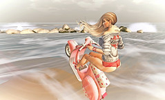 WHo Wants A Ride ❔ (danaorianaor) Tags: hillyhaalan tableauvivant it scandalize carolg whatnext