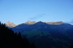 DSC01173 (Bergwandern Alpen) Tags: alpen alps bergwandern hiking glarneralpen morgendämmerung grosschärpf blistock schabell schafgrindspitz