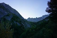 DSC01222 (Bergwandern Alpen) Tags: alpen alps bergwandern hiking tschinglenschlucht tschingelhörner martinsloch morgendämmerung biflenhorn biflen