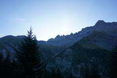 DSC01266 (Bergwandern Alpen) Tags: alpen alps bergwandern hiking tschinglen tschingelhörner martinsloch morgendämmerung