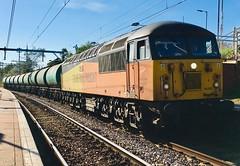 Colas Rail Class 56 (56302) - Bargeddie (saulokanerailwayphotography) Tags: colasrailfreight class56 56302