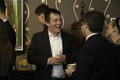 Entrepreneurship Breakfast with Ambassador Traina (usembvienna) Tags: ambassadortrevortraina wkö aussenwirtschaft jürgenroth christineantlangerwinter a2a siliconvalley startup investor