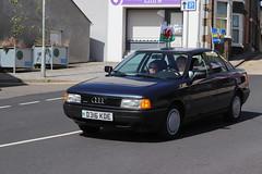 Photo of Audi 80 D316KDE