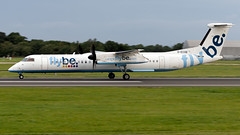 Flybe G-ECOB Dash 8 EGCC 31.08.2019 (airplanes_uk) Tags: 31082019 aviation dash8 egcc flybe gecob man manchesterairport planes avgeek