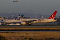 TC-LJD (rcspotting) Tags: tcljd boeing 777300 turkish airlines lax klax