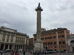 Rome, Italy, 2018 (From Manhattan to Havana) Tags: rome rooma roma italia italy column marcus aurelius piazza colonna