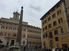 Rome, Italy, 2018 (From Manhattan to Havana) Tags: rome rooma roma italia italy obelisk montecitorio colonna hotel palace