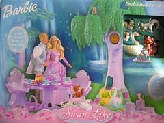 Swan Lake Enchanted Forest Playset (thetrappedartistOG) Tags: barbie doll playset mattel swanlake