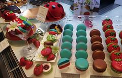 Sucreries du Japon  Japanese sweet (claude 22) Tags: sucreries japon japanese sweets japan nourriture food japonaise couleurs colors bonbons candies