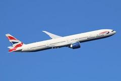 G-STBC - LHR (B747GAL) Tags: british airways boeing b77736n lhr heathrow egll gstbc