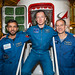 Backup International Space Station crewmembers