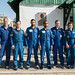 Prime and backup International Space Station crewmembers
