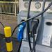 Auto Elektro Ladestation mit 3 verschiedenen Plugs