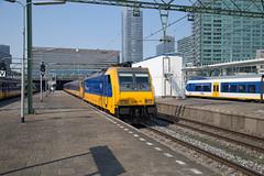 NS 186 119 Den Haag CS (daveymills37886) Tags: ns 186 119 den haag cs baureihe bombardier traxx ms2e
