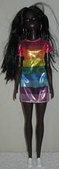 Rainbow Sparkle (thetrappedartistOG) Tags: barbie doll mattel fashionistas