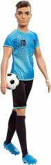 Soccer Player (thetrappedartistOG) Tags: ken barbie doll mattel soccer