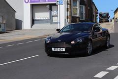 Photo of Aston Martin DB9 Coupe BSZ1124