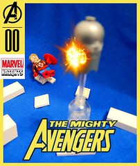 MKSG The Mighty Avengers - Issue #0 (MKSG Community) Tags: lego story stories mksg marvel comics comic super hero heroes superheroes superhero villain supervillain the avengers mighty captain america