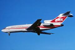 N894TW Trans World 727-031 at KCLE (GeorgeM757) Tags: twa transworld 727031 boeing aircraft aviation airplane airport om2 landing predigital georgem757 kcle n926up oyupa