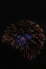 kagoshima summer fireworks (schneider_sebastien) Tags: feudartifice firework kagoshima kyushu japon japan f5018 eos77d canon77d iso12800