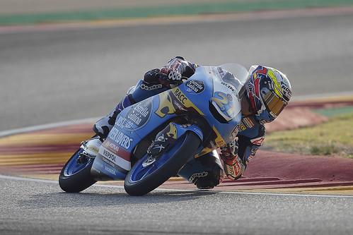 GP de Aragón 2019 - Alonso López