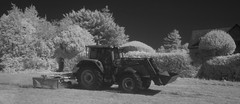 Photo of Tractor on the common