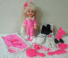 Kelly New Sister (thetrappedartistOG) Tags: barbie doll mattel kelly