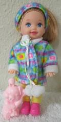 Melody (thetrappedartistOG) Tags: barbie doll melody mattel