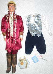 King Dominick (thetrappedartistOG) Tags: princessandthepauper kingdominick barbie mattel doll princessanneliese