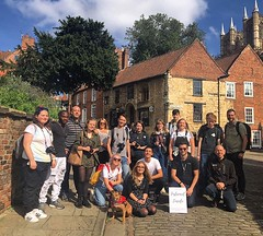 Thanks everyone who came along to the #InstameetLincoln today, it was great to meet you all! Don't forget to tag your photos and follow @lincolnshire_grammers #LincsGrammers for the chance to be featured. (Visit Lincoln Instagram) (Joel (Visit Lincoln)) Tags: lincoln lincolnshire england britain