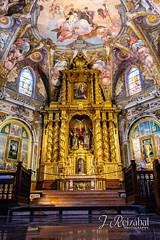 Altar - Parroquia de San Nicolás de Bari (J. Reizábal) Tags: jreizabal reizabal nikon d7200 tokinaatxpro1120mm valencia españa spain parroquia iglesia church parroquiadesannicolasdebari altar