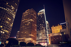 Downtown LA (Alex G Photographer) Tags: alexgzphotography losangeles losangelescalifornia california canon canoneosr eosr photography downtownlosangeles canonrf24105mm towers night