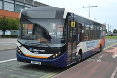 Stagecoach AD Enviro 200MMC 26019 YX65PZU - Edinburgh (dwb transport photos) Tags: stagecoach alexander dennis enviro bus 200mmc 26019 yx65pzu leith edinburgh