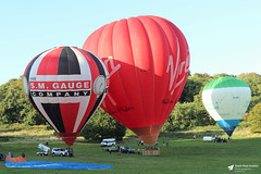 Cameron Balloons Z-105 (Matt Sudol) Tags: bristol ashton court estate somerset cameron balloons hot air balloon lighter than