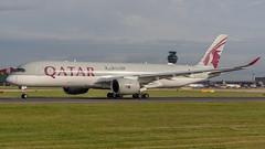 Qatar Airways A7-ALP A350-941 EGCC 31.08.2019 (airplanes_uk) Tags: 31082019 a350 a350941 a7alp airbus aviation egcc man manchesterairport planes qatar qatarairways avgeek