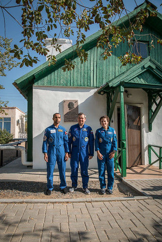The next crew to launch to the International Space Station