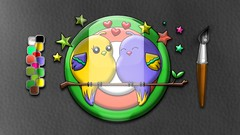 beauty tv art (sadaf.rafeeq44) Tags: beauty tv art drawing coloring painting