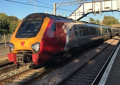 Virgin Trains WC Class 221 (221104) - Uddingston (saulokanerailwayphotography) Tags: supervoyager virgintrains class221 221104