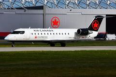 C-FIJA (Air Canada EXPRESS - JAZZ) (Steelhead 2010) Tags: aircanada aircanadaexpress jazz bombardier canadair crj crj200 yul creg cfija